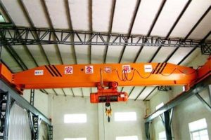 single girder explosion proof overhead crane