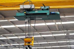 overhead crane insulating heat