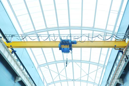Ellsen 5 Tons European Standard Overhead Crane for Sale