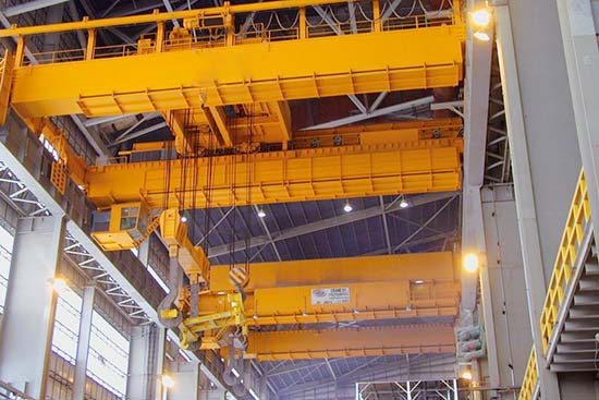 foundry overhead crane for sale