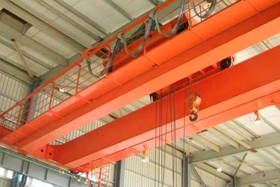 hoist indoor overhead crane for sale