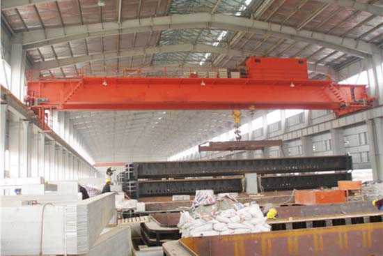 workshop overehad crane manufacturer