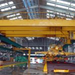 30 tons overhead crane for sale