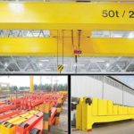 25 tons overhead crane for sale