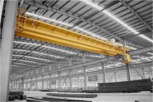 Double Trolley Electric Overhead Crane