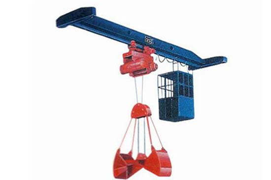 cheap single girder beam overhead crane