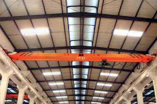 overhead crane workstation