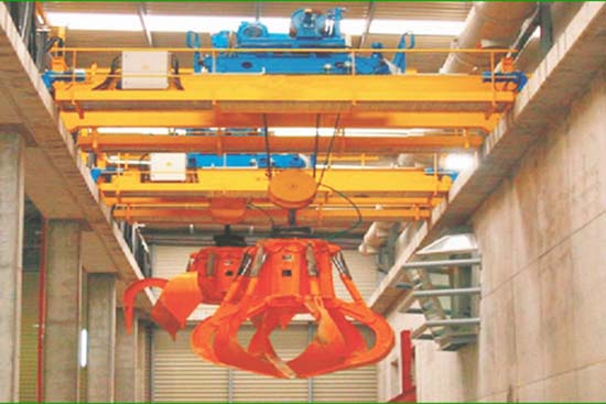 overhead bridge crane sale