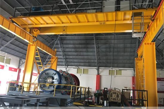 excellent factory overhead crane for sale