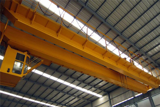 reliable overhead cranes from Ellsen